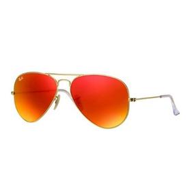 Oculos Vermelho Espelhado Feminino - Óculos De Sol Ray-Ban no ... e4ba32eacc