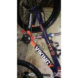 Bike Mtb 26 Viking Tuff 25