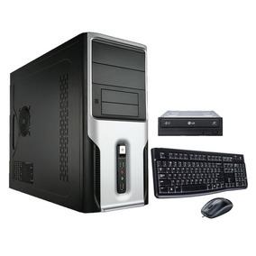 Computadora Cpu Dual Core 8gb Ram 500gb Teclado Y Mouse