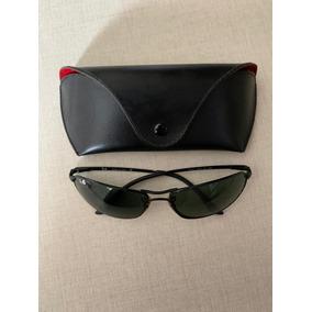 2c3c6124a694f Ray Ban Caçador Haste Curva De Sol - Óculos no Mercado Livre Brasil