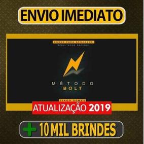 Curso Método Bolt 2019 - Tiago Gomes + 10m Brindes
