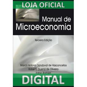 M-nu-l De Microeconomi-, 3ª Edição