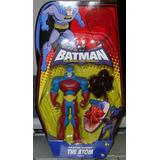 Batman Valiente Y Audaz De La Figura De Acción Del Átomo (pr