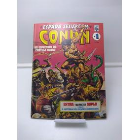 A Espada Selvagem De Conan Nº 1 - Abril (original)