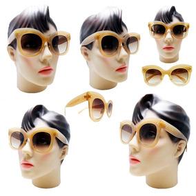 71dff99d8691d Oculos Redondo Degrade De Sol Outras Marcas - Óculos no Mercado ...
