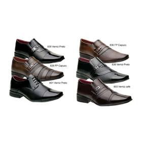 4372958a233 41 Preto Sapato Chanel Cl ssico Da Casa Eurico 40 Masculino ...