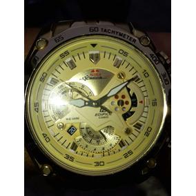 9038afabac0 Relogio Cassio Edifice Redbull Dourado - Relógios De Pulso no ...