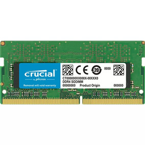 Memoria 4gb 2400mhz Ddr4 Note Crucial