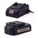 Kit Hyundai Bateria 20v 2,0ah Hybp20-2 + Cargador Hybc20 Sti