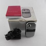 Sony Ericsson Z320i Gsm Cinza Operadora Claro Raro - Usado