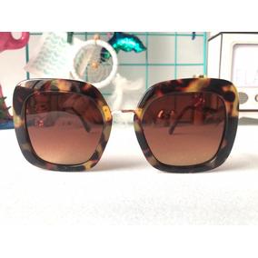 827113b84a969 Oculos De Sol Quadrado De Onca - Óculos De Sol no Mercado Livre Brasil