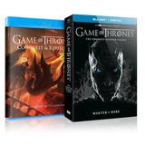Game Of Thrones Temporada 7 Blu Ray Nuevo Deluxe Edition