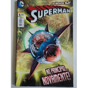 Hq-superman:vol.5:os Novos 52:dc Comics:nicola Scott