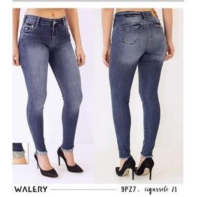 Kit 2 Calças Jeans + Bermuda Walery