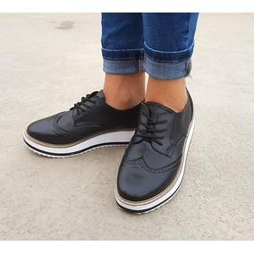 Zapatos Oxford Mujer - Calzado Mujer en Mercado Libre Perú 17924365ec81