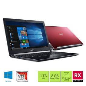 Notebook Acer A515-41g-1480 Amd A12-9720p 8gb 1tb A