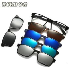 2a3fa0c7f363b Clip On Para Qualquer Oculos De Grau Uv 400 - Óculos no Mercado ...