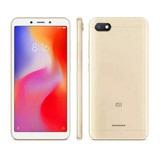 Celular Smartphone Redmi6a Azul 32gb 2ram Novo Lacrado