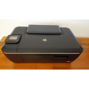 Impressora Multifuncional Com Cartuchos Vazios