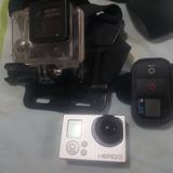 Camara Gopro Hero3 Con Control Y Accesorios Nueva