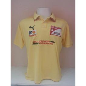 042898a037 Camiseta Da Ferrari Formula 1 Santander - Calçados