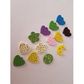 Joyería Dije Colores Pulsera Mdf Material Para Bisuteria