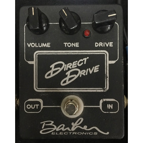Barber Direct Drive Overdrive(ñ Ts9, Ts808, Bb Preamp, Boss)