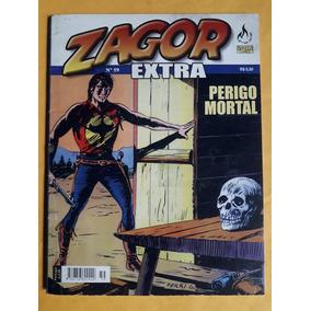 Hq Zagor Extra - Perigo Mortal