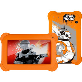 Tablet Disney Star Wars Quad Core Tela 7 8gb Wi-fi - Nb238