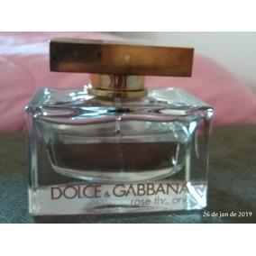 Perfume Dolce Gabbana Rose The One Feminino 50 Ml - Perfumes no ... ccd3436885