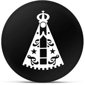 Capa De Estepe Ecosport 2003-2018 Nossa Senhora Cabo Cadeado