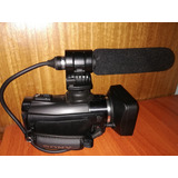 Filmadora Profecional Sony Hxr-mc50u