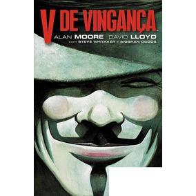 V De Vingança (capa Dura)