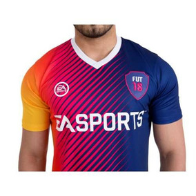 Playera Camiseta Colección Fifa 2018 Fifa18001 Thinkgeek