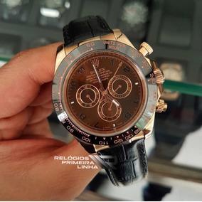 e6e0e796aa0 Rolex Daytona Aço Inox Valor - Relógios no Mercado Livre Brasil