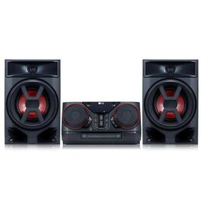 Mini System Xboom Ck43 220w Rms Bluetooth Preto - Lg