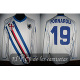 Camiseta De La Sampdoria De Italia Kappa 100% Original Unica 200b16b6a4112