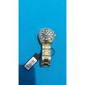 Relógio Masculino Orient Automatic 469gp076 D1kx Dourado