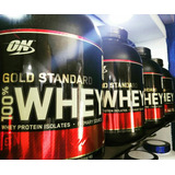Proteina Gold Standard 100%whey 5lbs