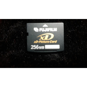 Memoria Fujifilm 256mb