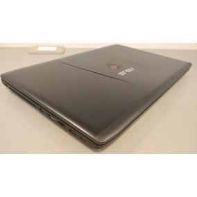 Notebook Asus Rog Core I7 Skylake Gamer