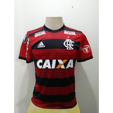 Camisa Flamengo 2018 Libertadores - Futebol no Mercado Livre Brasil e9c9d7ea3a7da