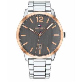 7f5cc6b8e2c Relogio Dourado - Relógio Tommy Hilfiger no Mercado Livre Brasil