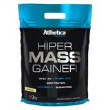 Hipercalórico Massa Gainer 3kg - Atlhetica (baunilha)