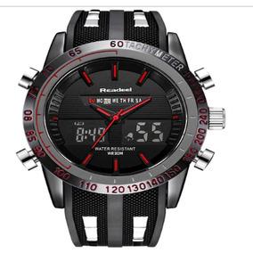 Reloj Sport Readeel Racing Black