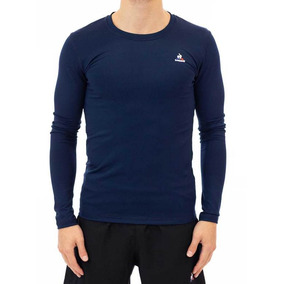 Remera Le Coq Sportif Warmer T-shirt Ls Hombres