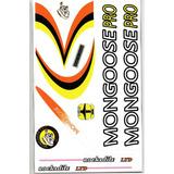 Adesivo Mongoose Pro P/ Bike Aro 20 / 24 / 26 Mtb*