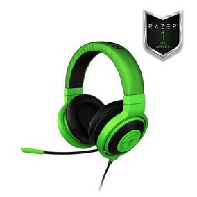 Headset Gamer Razer Kraken Pro Green 7.1 P2 - Pc Ps4 Xbox