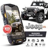 Celular Smartphone Original Jeep Z6 Uso Rudo Desbloqueado