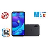 Xiaomi Mi Play Dual 64gb Tela 5.84+película+nota Fiscal+fone
